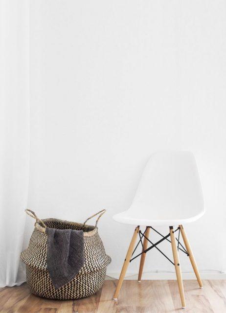 Wäschekörbe – Wäsche dekorativ sammeln